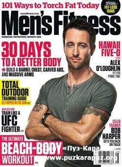 Men's Fitness - August 2011 (US)