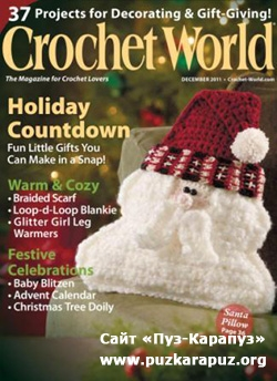 Crochet World - December 2011