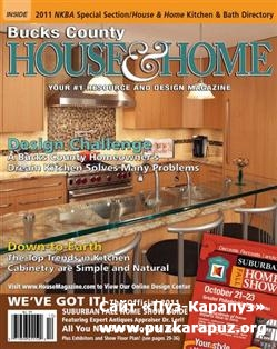Bucks County House & Home - October 2011