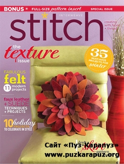 Interweave Stitch - Winter 2011