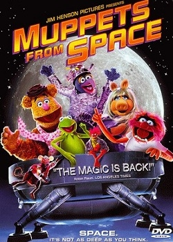 Маппет-шоу из космоса / Muppets from Space (1999) HDRip