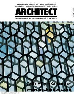 Architect - October 2011