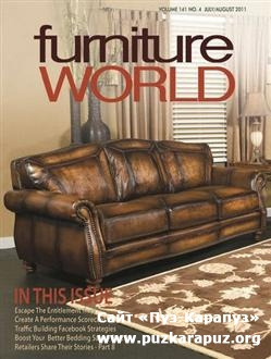 Furniture World - July/August 2011