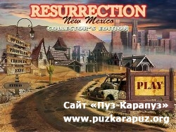Resurrection, New Mexico Collectors Edition (2011/Eng/Final)