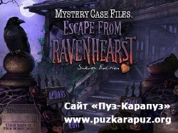 Mystery Case Files: Escape from Ravenhearst (2011/Eng)