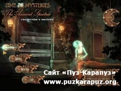 Time Mysteries: The Ancient Spectres Collectors Edition (2011/Eng/Final)