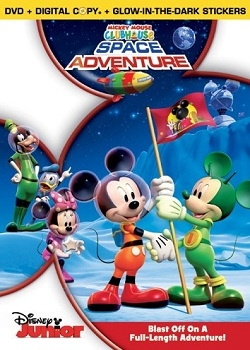 Mickey Mouse Clubhouse: Space Adventure (2011) DVD-5+DVDRip