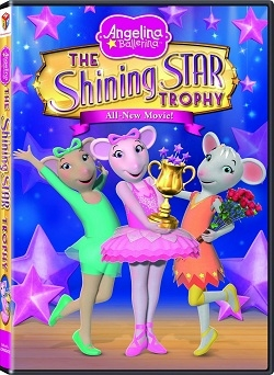 ��������� ��������: ����� ������� ������ / Angelina Ballerina: The Shining Star Trophy - The Movie (2011) DVD5+DVDRip