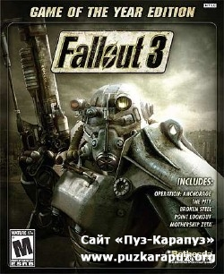 Fallout 3: Wasteland Edition (���������� 19.11.2011) (2008/PC/ENG/RUS/RePack  R.G. ��������)