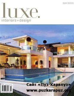 Luxe Interiors + Design - Vol.9 No.4 (San Diego)