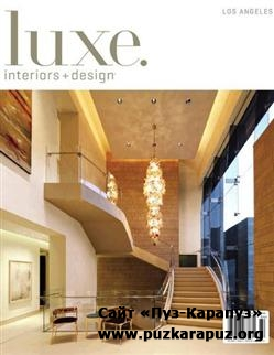 Luxe Interiors + Design - Vol.9 No.4 (Los Angeles)