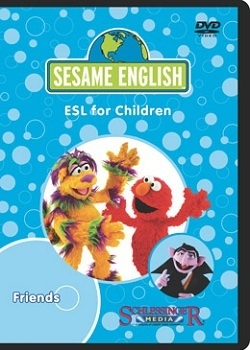 ����� - ���������� ��� ����� / Sesame English ESL for Children. ����� 1-6 (2003) DVDRip