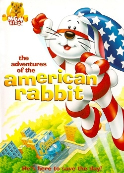����������� ������������� ������� / The Adventures of the American Rabbit (1986) VHSRip