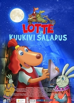 Лотте и тайна лунного каменя / Lotte ja kuukivi saladus / Lotte And The Moonstone Secret (2011) DVDRip