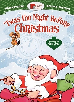 ��� ���� ���� ����� ���������� / 'Twas the Night Before Christmas (1974) DVDRip