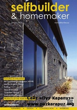 Selfbuilder & Homemaker - December 2011/January 2012