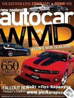 New Zealand Autocar - March 2012