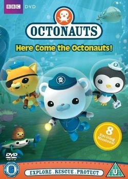 Octonauts - Here Come the Octonauts / Octonauts - Here Come the Octonauts (2011) DVD5+DVDRip