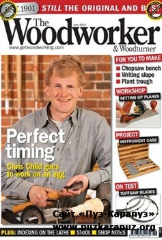 The Woodworker & Woodturner - June 2010