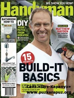 Handyman - March 2012 (Australia)