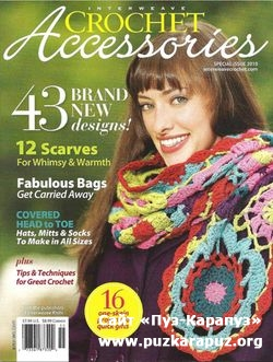 Interweave Crochet Accessories 2010