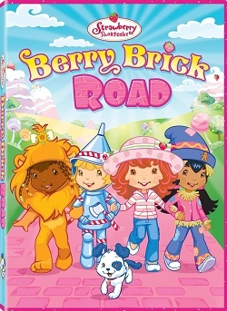 Земляничка: По дороге из кирпича / Strawberry Shortcake Berry Brick Road (2012) DVDRip+DVD5