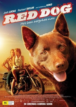 ����� ��� / Red Dog (2011) HDRip