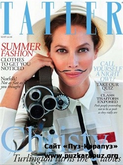 Tatler - May 2012 (UK)