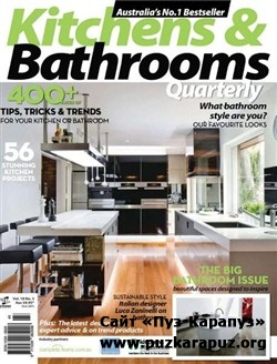 Kitchens & Bathrooms Quarterly - Vol.18 No.3