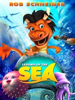 ����������� �������� ������� / Legend of the Sea (2007) DVDRip+DVD5