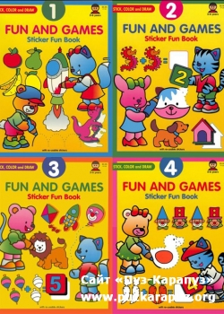 Fun and Games 1-4