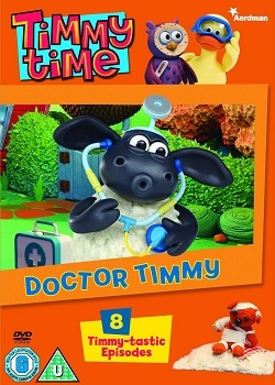 ����� ������� ����� - ������ ����� / Timmy Time - Doctor Timmy (2012) DVDRip+DVD5