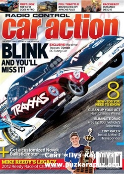 Radio Control Car Action - June 2012