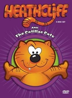 Хитклифф / Heathcliff [1 сезон. 26 сери] (1984) DVB