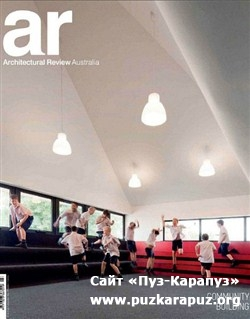 Architectural Review � Issue 121 (Australia)