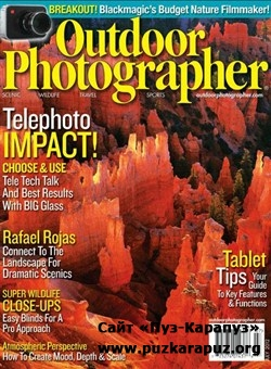 Outdoor Photographer - July 2012