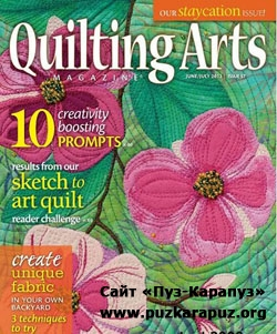 Quilting Arts №57 June-July 2012