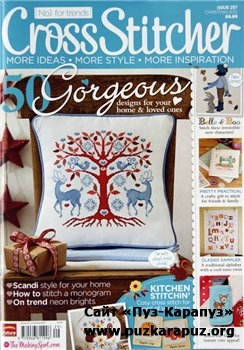 Cross Stitcher №257 2012