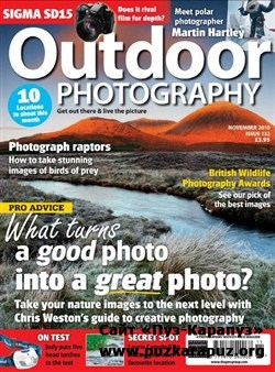 Outdoor Photography - November 2012