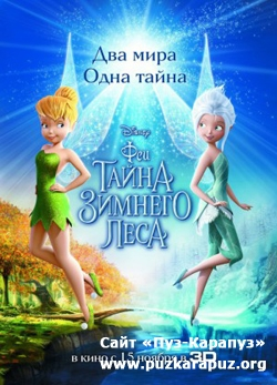Феи: Тайна зимнего леса / Secret of the Wings (2012) HDRip