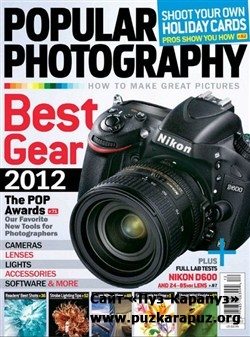 Popular Photography - December 2012
