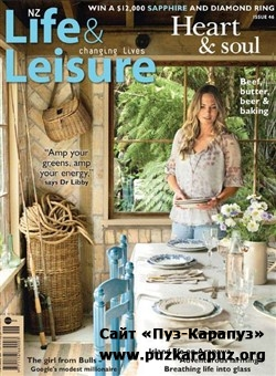NZ Life & Leisure - November/December 2012
