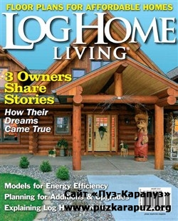 Log Home Living - January 2013