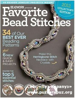Beadwork Presents: Favorite Bead Stitches 2012