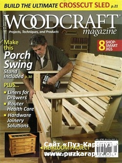 Woodcraft - April/May 2010 (No.34)