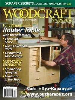 Woodcraft - August/September 2010 (No.36)