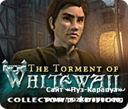The Torment of Whitewall Collector's Edition / RU / Hidden objects / 2012 / PC