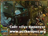 Сказки Лагуны. Сироты океана / Tales of Lagoona. Orphans of the Ocean / RU / Hidden Objects / 2012 / PC