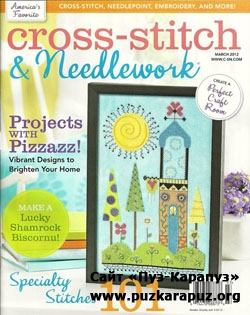 Cross Stitch & Needlework №3 2012
