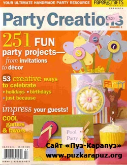 Party creations